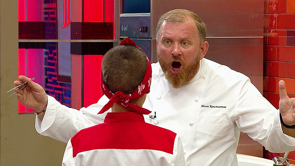 Победитель шоу кухня с ивлевым